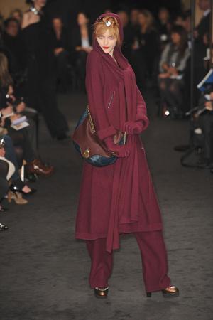 Показы мод Sonia Rykiel Осень-зима 2009-2010 | Подиум на ELLE - Подиум - фото 3114
