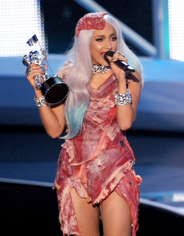 Леди Гага 2010