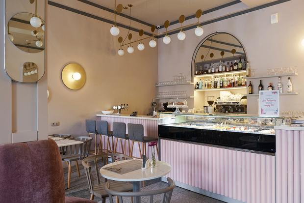Ресторан Giulietta в Санкт-Петербурге (фото 10)
