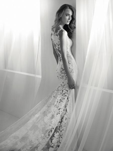 25 платьев мечты для невест из новой коллекции Pronovias | галерея [1] фото [3]