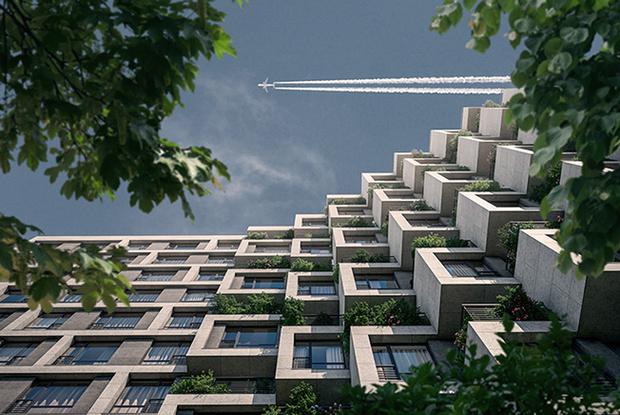 Проекты звезд архитектуры в Москва (фото 17)