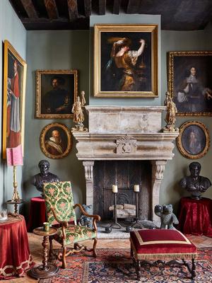 Дом-музей: яркий проект студии CM Studio в Париже (фото 8.2)