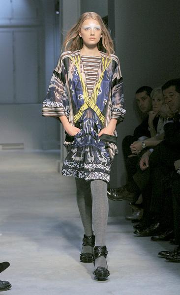 Balenciaga (осень-зима 2007/08)