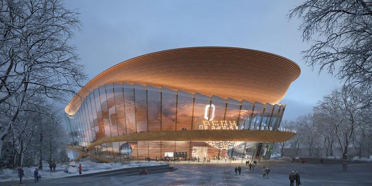 Проект театра опера и балета в Перми (фото 2)