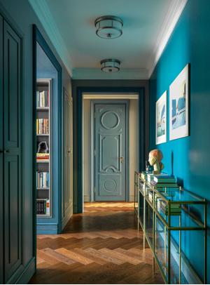 Яркая квартира 80 м²: проект Нади Зотовой (фото 12.2)