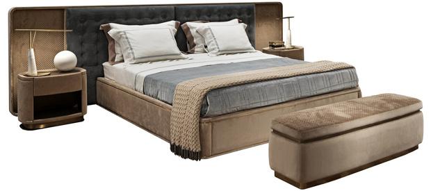 Сон в летнюю ночь! Топ-25 кроватей Миланского мебельного салона (фото 22)