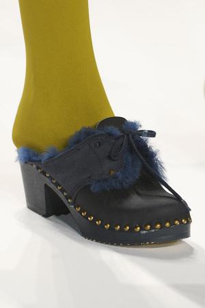 Показ Anna Sui коллекции сезона Осень-зима 2012-2013 года Prêt-à-porter - www.elle.ru - Подиум - фото 350014