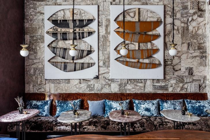 «Хлеб Да Винчи'К»: ресторан с дизайнерским интерьером в Краснодаре (фото 5)