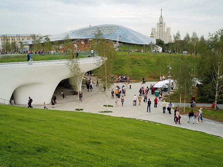 Топ-10: архитектурные события года (фото 1)