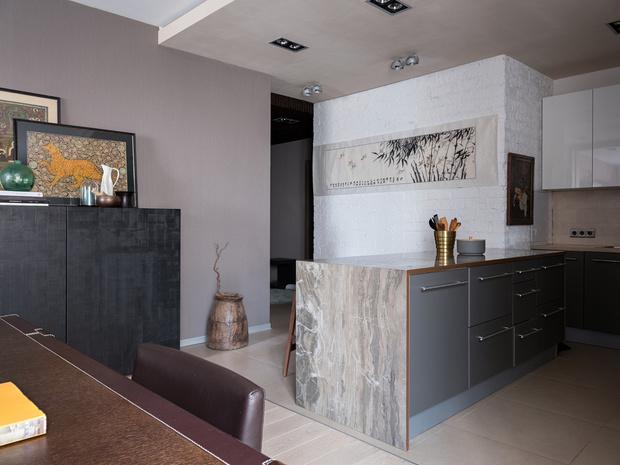 Квартира 85 м² для путешественницы (фото 5)
