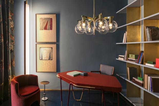 Клуб любителей винтажа: пять комнат в Лондоне от Dimore Studio (фото 9)