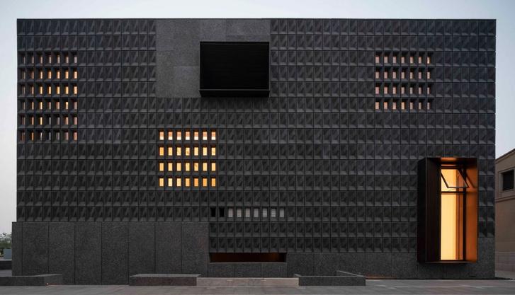 Арт-центр в Китае по проекту Neri&Hu (фото 2)