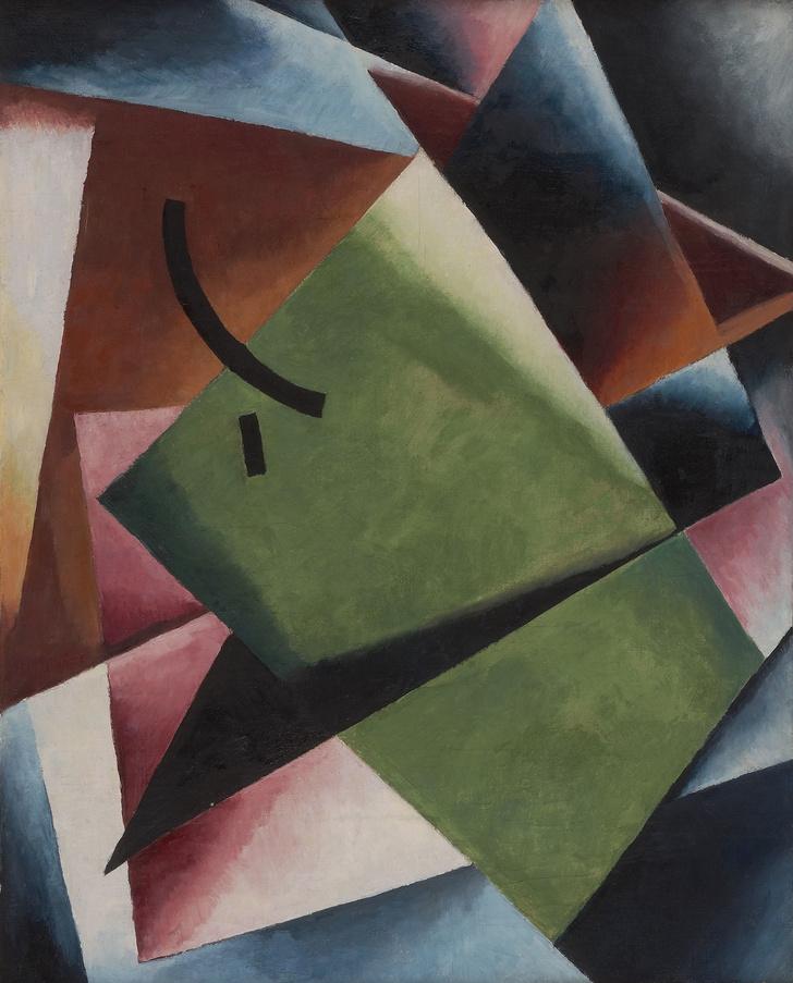 Любовь Попова: выставка в музее современного искусства в Салониках (фото 8)