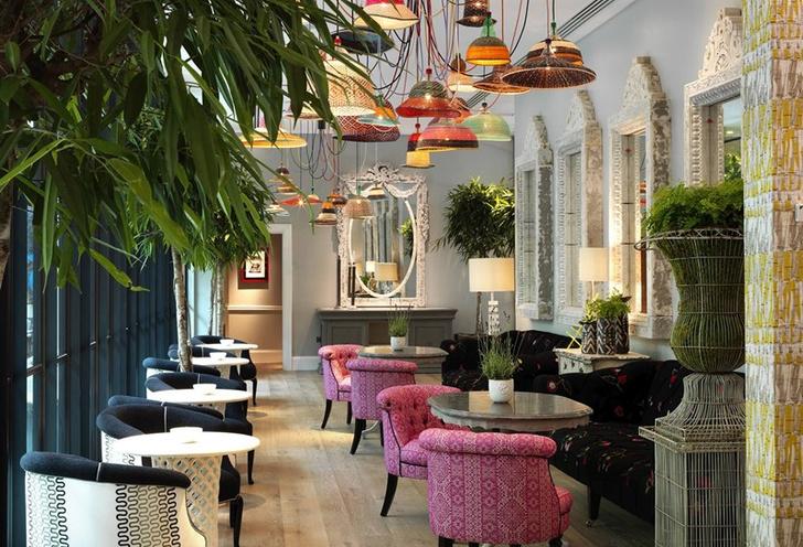 Ham Yard Hotel, Лондон