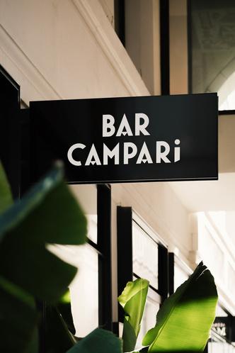 Dolce vita: Cambari Bar по дизайну Маттео Туна в Вене (фото 6.2)