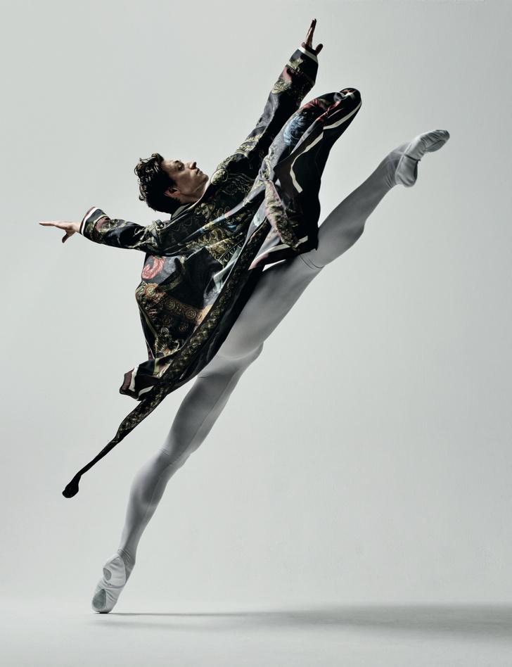 Сергей Полунин: « Я хочу сломать балетную образовательную систему, построенную на насилии и принуждении» (фото 5)