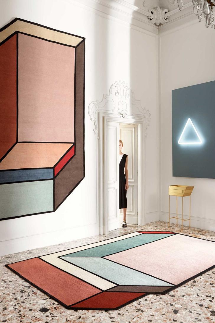 ТОП-10: ковры с оптическими иллюзиями фото [3]