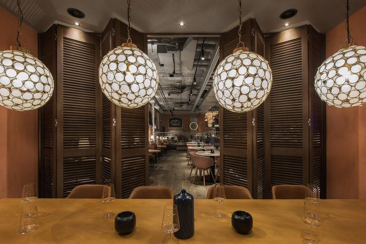 Проект бюро АrchPoint: ресторан «Комбинат» в Москве (фото 21)