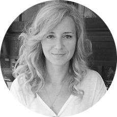 Ирина Плаксина, интернет-маркетолог Elle.ru