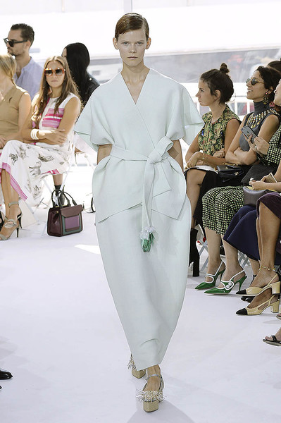 Неделя моды в Нью-Йорке: день девятый | галерея [1] фото [1]