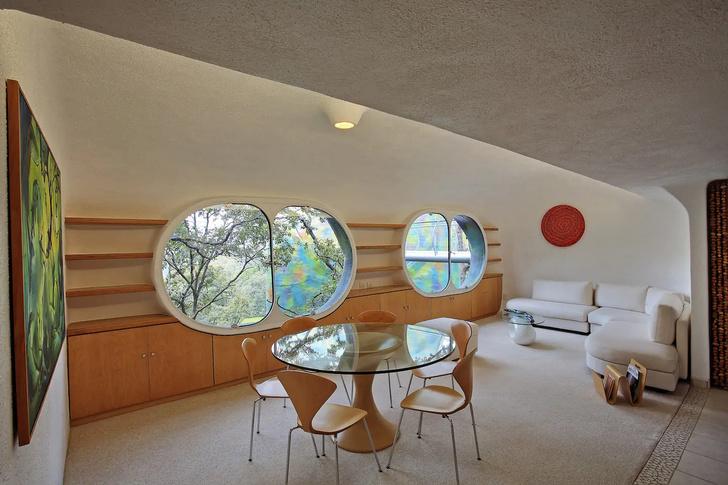 «Гнездо Кетцалькоатля» можно снять через Airbnb (фото 4)