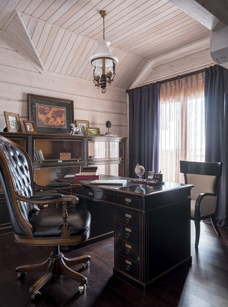 Дом 380 м²: проект Наталии Васильевой (фото 14.1)