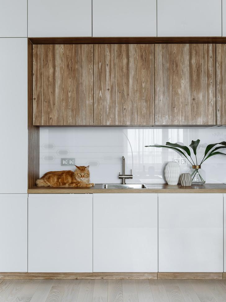 От А до Я: новые тренды в оформлении кухни (фото 14)
