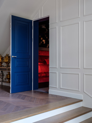 Яркий дом 500 м² по проекту Нади Зотовой (фото 20.1)