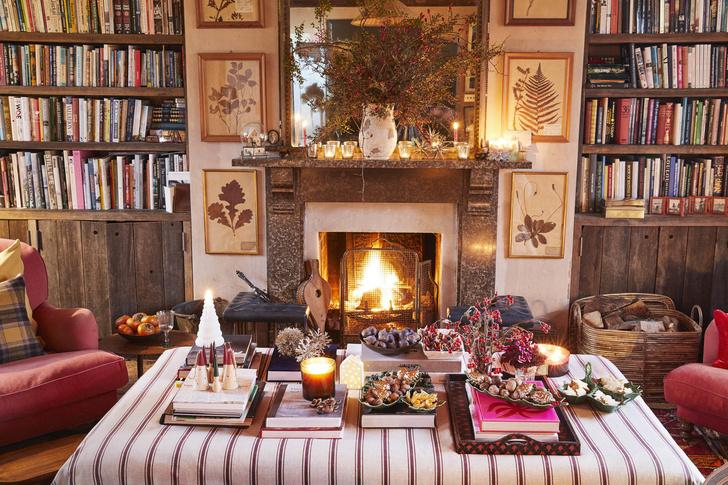 Рождественская история: в гостях у писателя Аманды Брукс (фото 2)