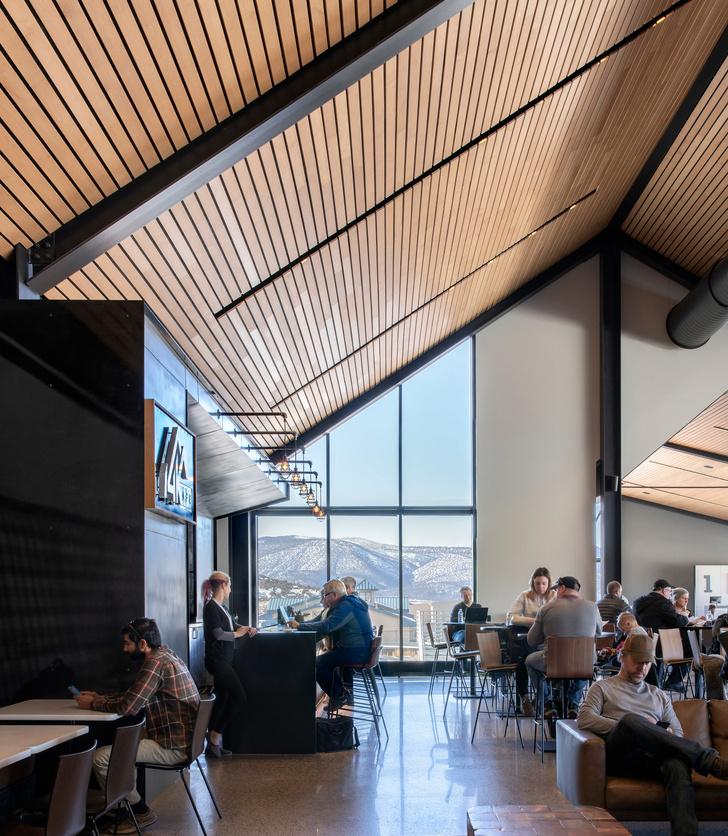 Новый дизайн аэропорта в Колорадо (фото 13)