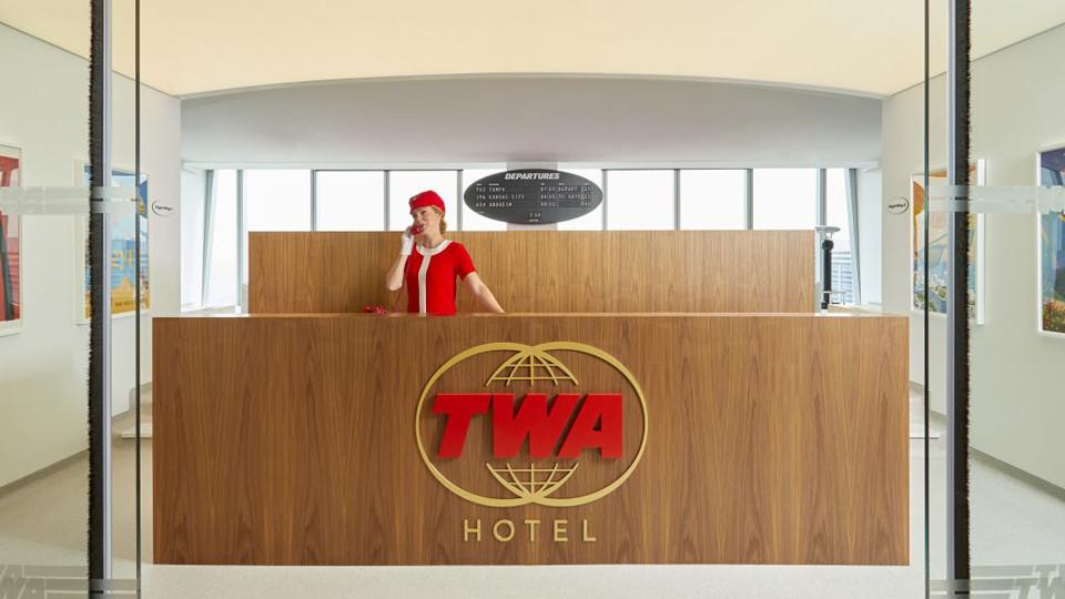 Отель в стиле 1960-х откроется в бывшем терминале TWA в Нью-Йорке фото [5]