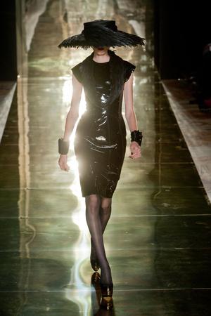 Показ Georges Chakra коллекции сезона Осень-зима 2012-2013 года Haute couture - www.elle.ru - Подиум - фото 403199