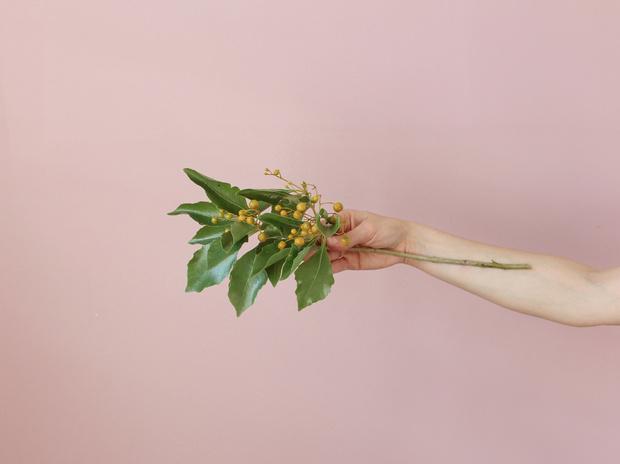 Мастер-класс: осенний букет из диких цветов (фото 17)