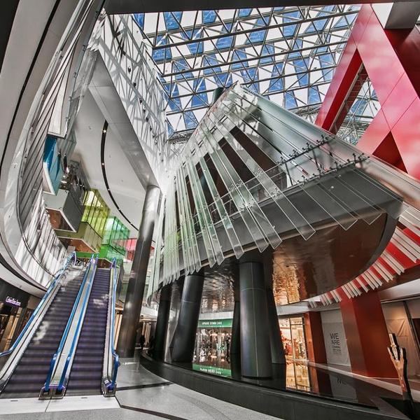 """""""Кунцево Плаза"""" – новый торговый центр по проекту американских архитекторов   галерея [1] фото [8]"""