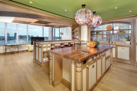 Тайра Бэнкс продает квартиру в Нью-Йорке | галерея [1] фото [7]