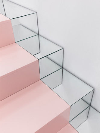 Яркая концепция в минималистичном дизайне в магазине от AKZ Architectura (фото 5)