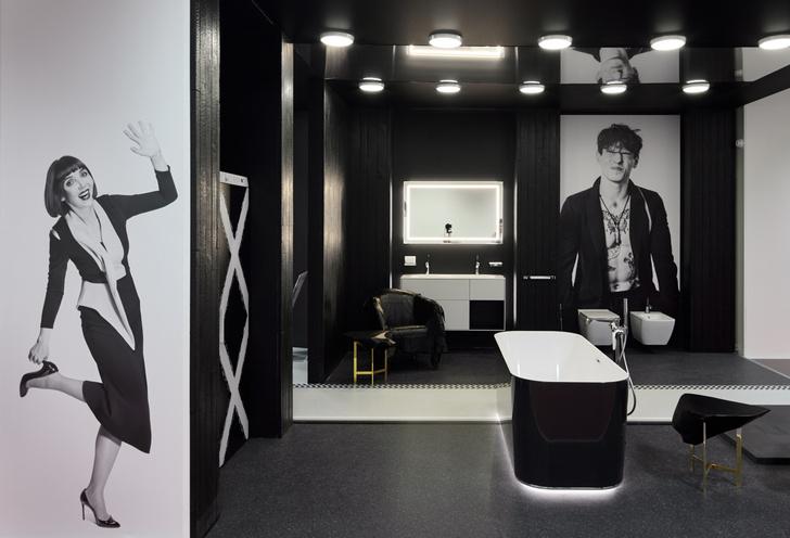 Bathroom Biennale: ванная комната суперзвезды от Дианы Балашовой (фото 2)