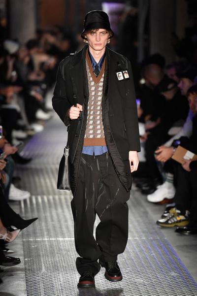 Главное, что случилось на Неделе мужской моды в Милане (галерея 1, фото 1)