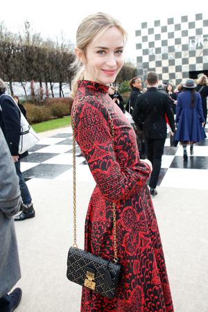 Гости на показе Dior Haute Couture в Музее Родена (фото 10)
