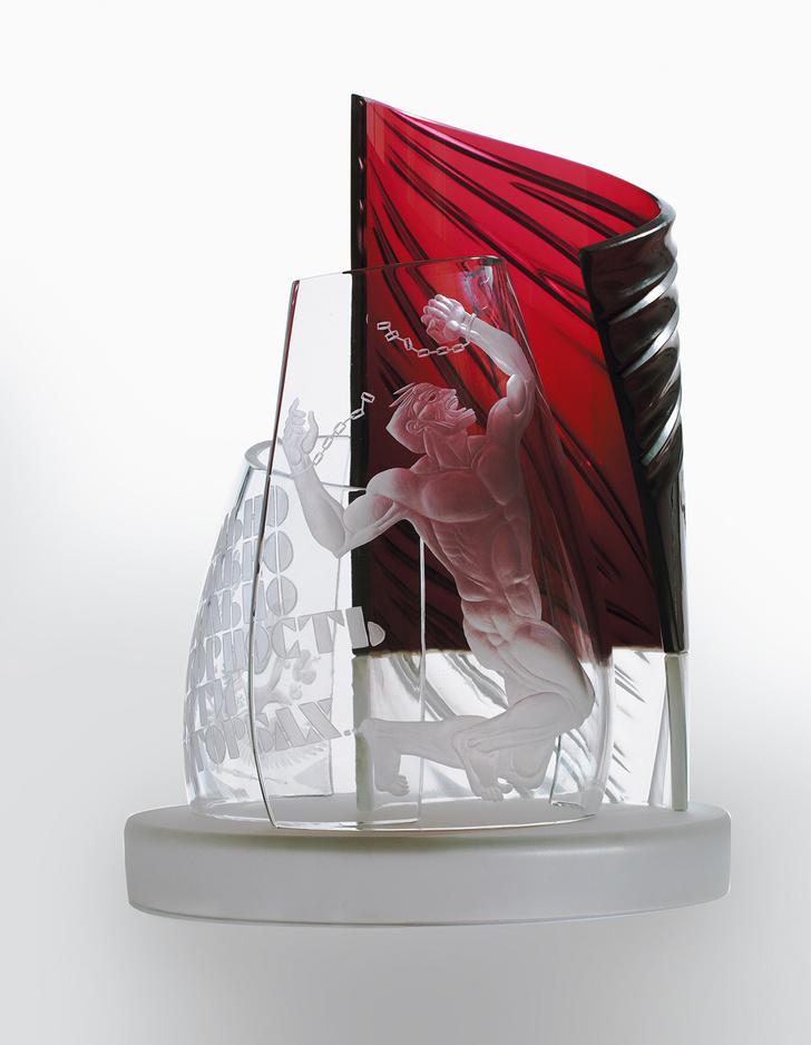 «Гравировка в художественном стекле»: выставка в Петербурге (фото 4)