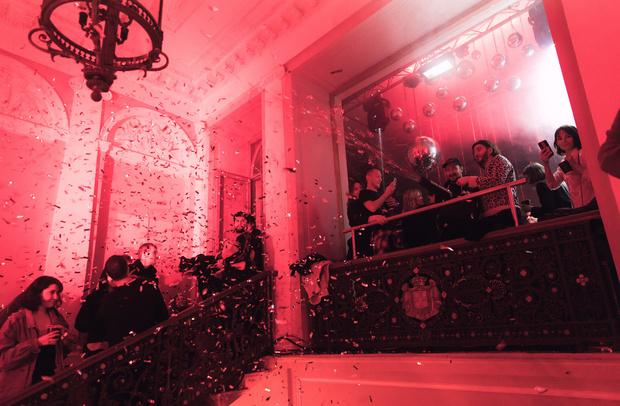 SIMACH.ULTIMA: тысяча модных гостей в Петербурге (фото 1)
