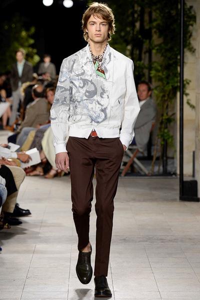 Неделя мужской моды в Париже: лучшие показы | галерея [8] фото [23]