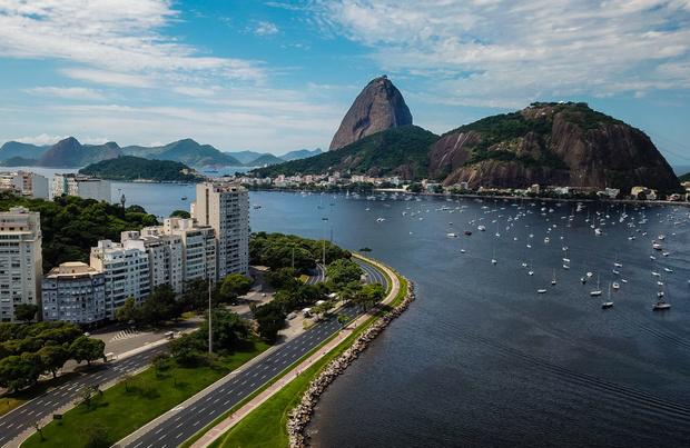 Как выглядит опустевший Рио-де-Жанейро (фото 11)