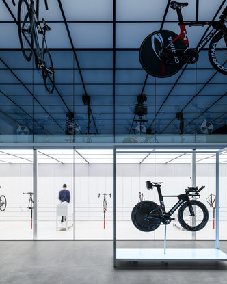 Изобрести велосипед: проект в Копенгагене от Johannes Torpe Studios (фото 8.2)