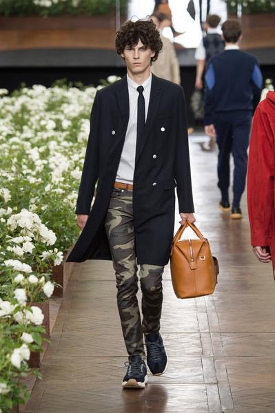 Неделя мужской моды в Париже: лучшие показы | галерея [6] фото [14]