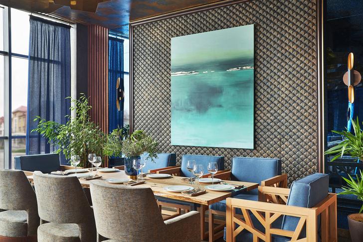 Восточная сказка: гостиница и ресторан Diamond в Новом Уренгое (фото 3)