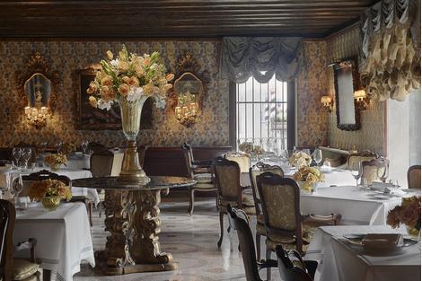 Архитектурное достояние Венеции: отель Gritti Palace | галерея [1] фото [8]
