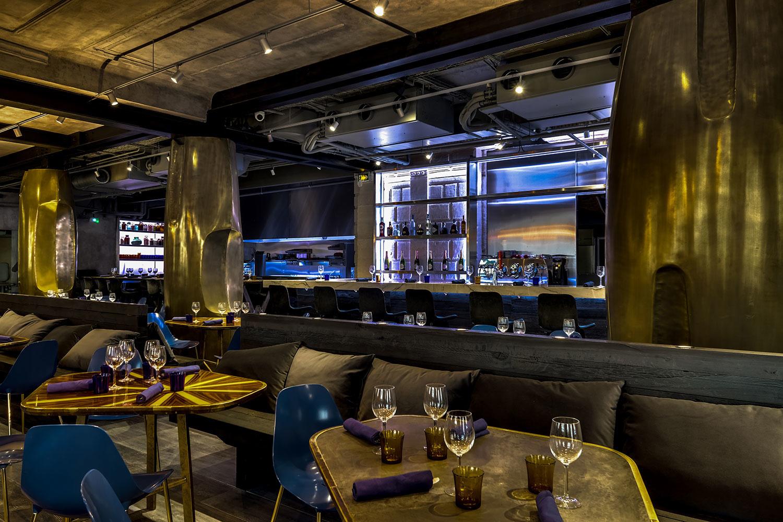 Парижский ресторан Jacopo – проект Натальи Белоноговой (галерея 8, фото 1)