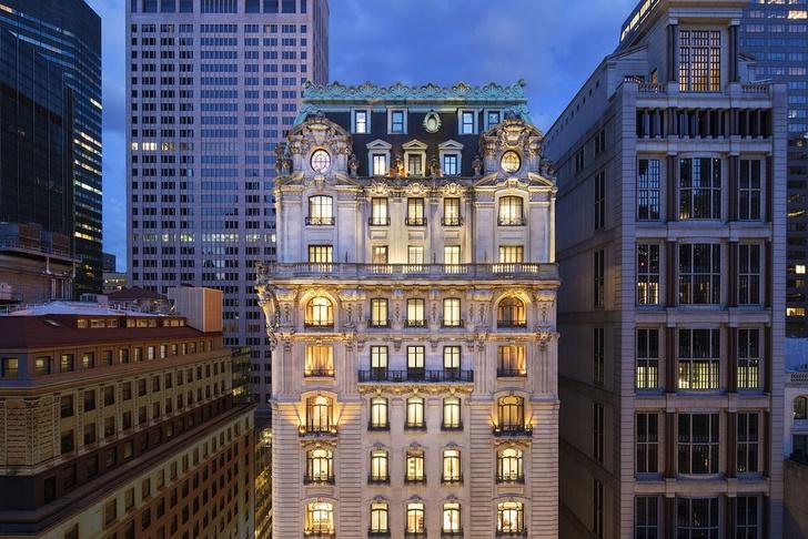 Лучшие отели-дворцы мира (фото 48)