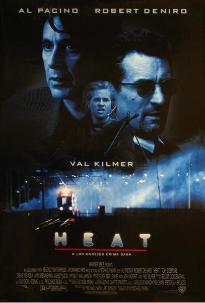 """№1 """"Схватка"""" (Heat), 1995"""